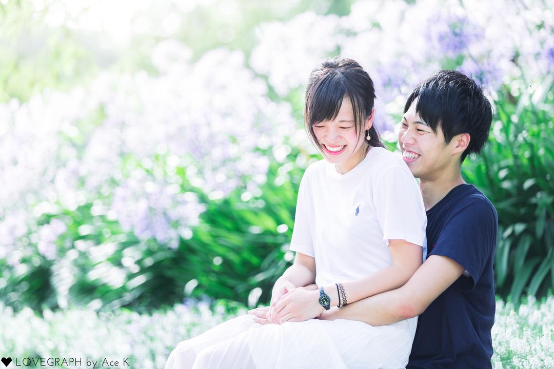 Rina × Daiki | カップルフォト