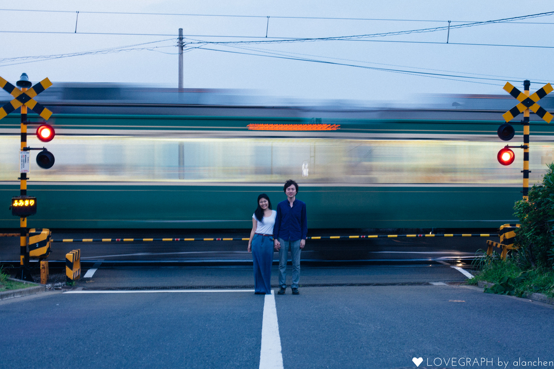 Shogo × Yukako | カップルフォト