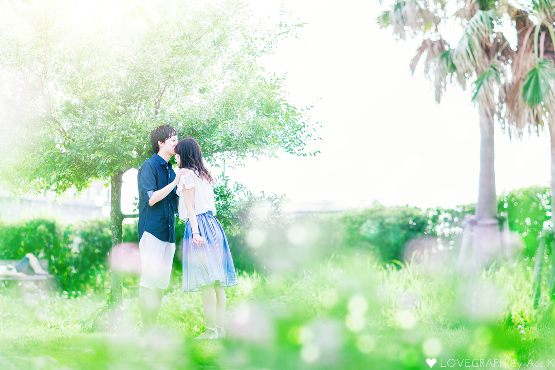 Kanako × Kent | カップルフォト