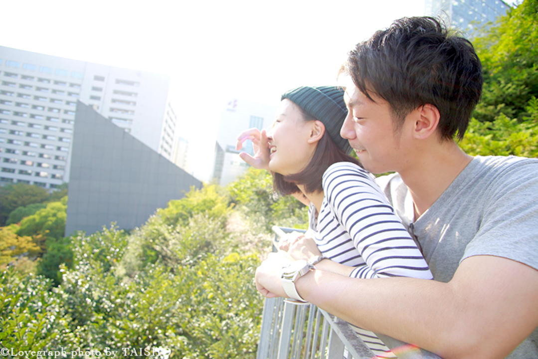 Keisuke × Momoka | カップルフォト