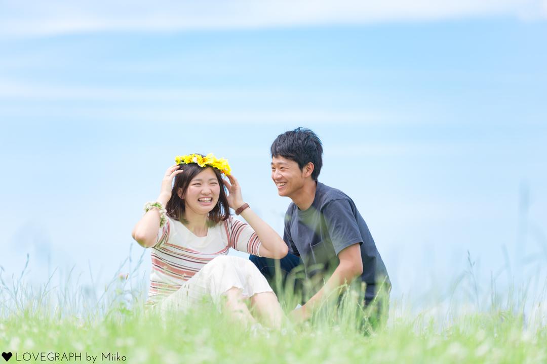 Shunsuke × Mari | カップルフォト