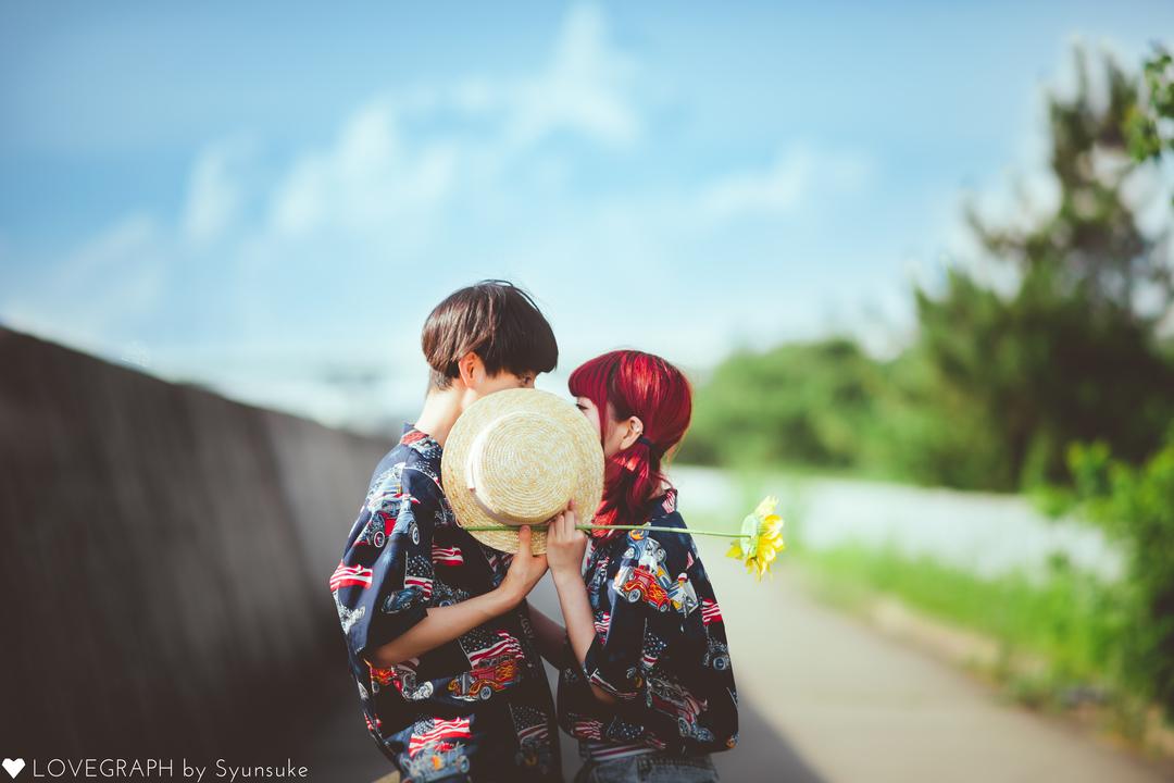 Momoka × Yuuki | カップルフォト