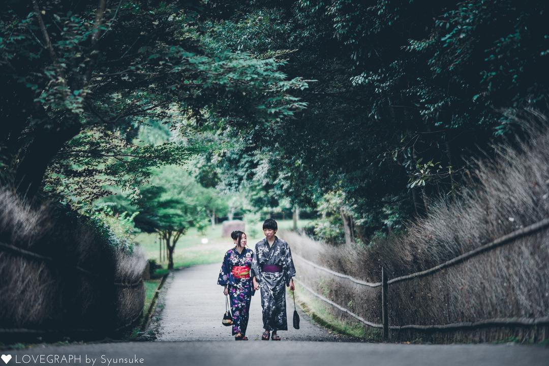 Yuu × Kyosuke   カップルフォト