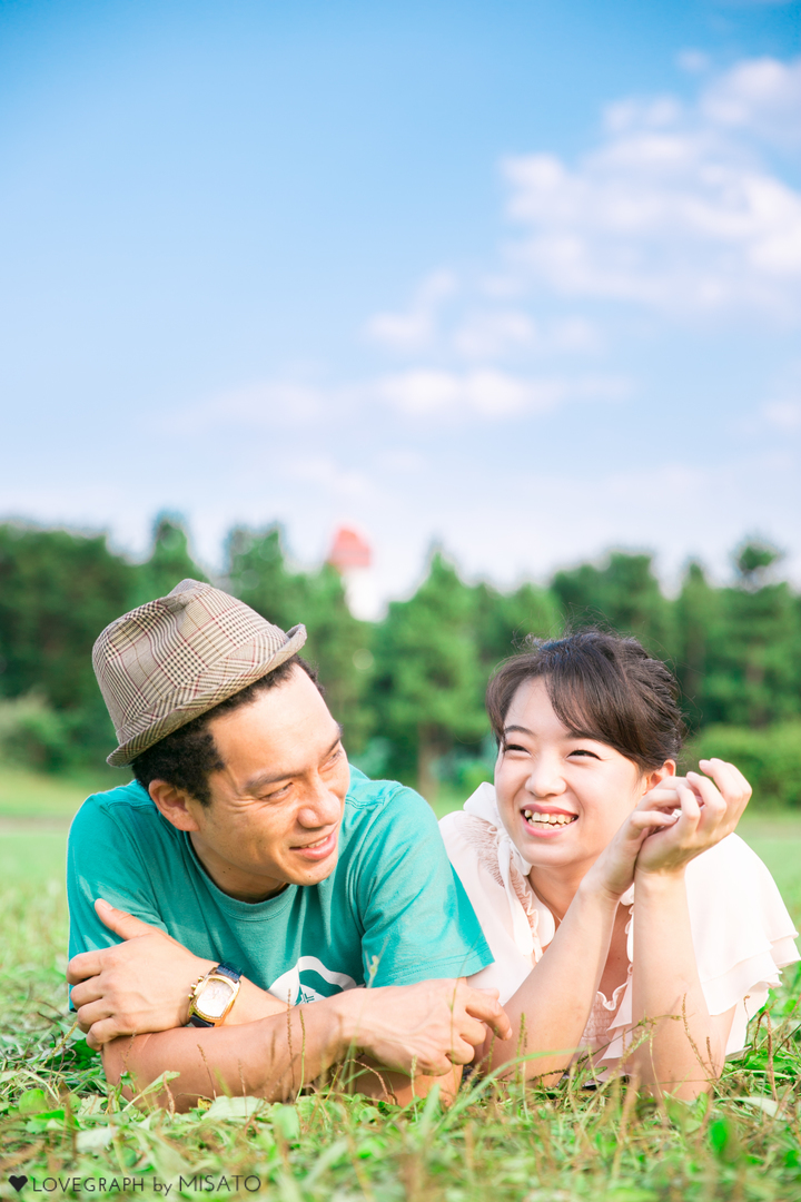 Naoko × Koichi | カップルフォト
