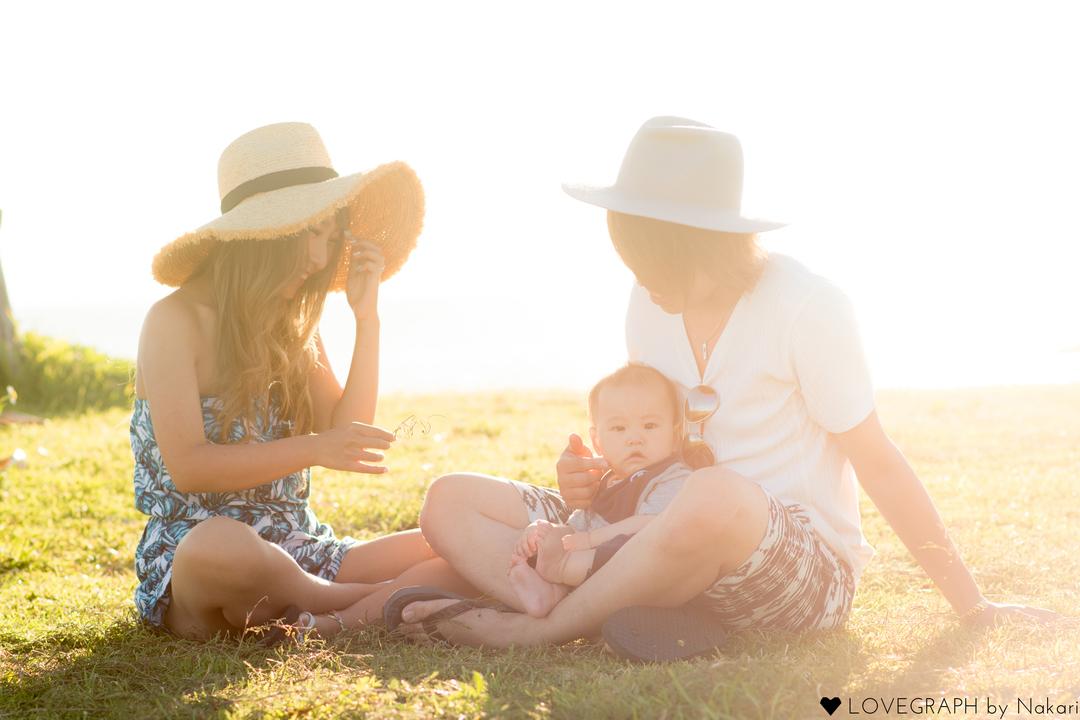 Bryan × Miyuki | 家族写真(ファミリーフォト)
