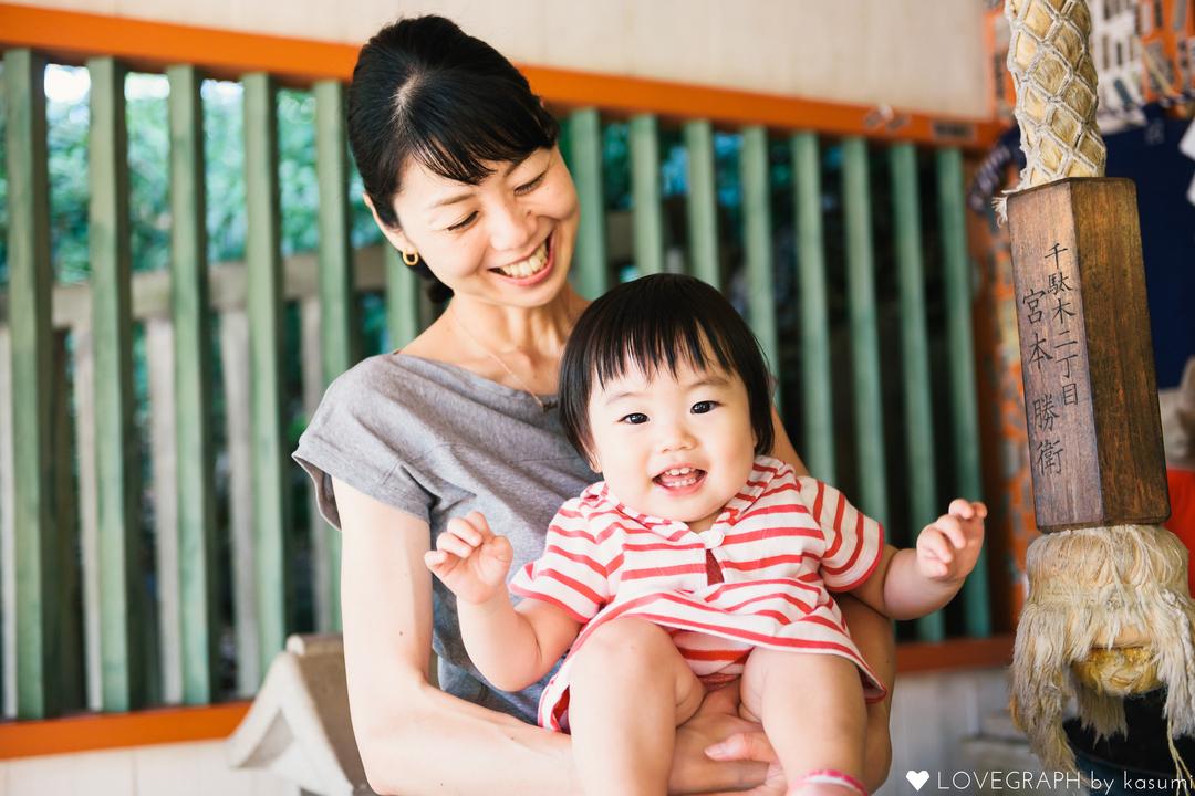 Kenichiro × Ritsuko | 家族写真(ファミリーフォト)
