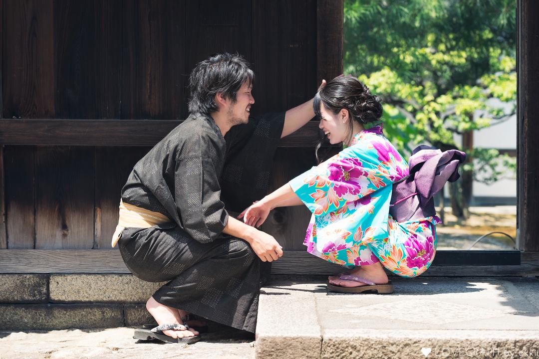 Yurie × Tsukasa | カップルフォト