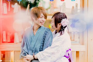 Ai × Yusuke | カップルフォト