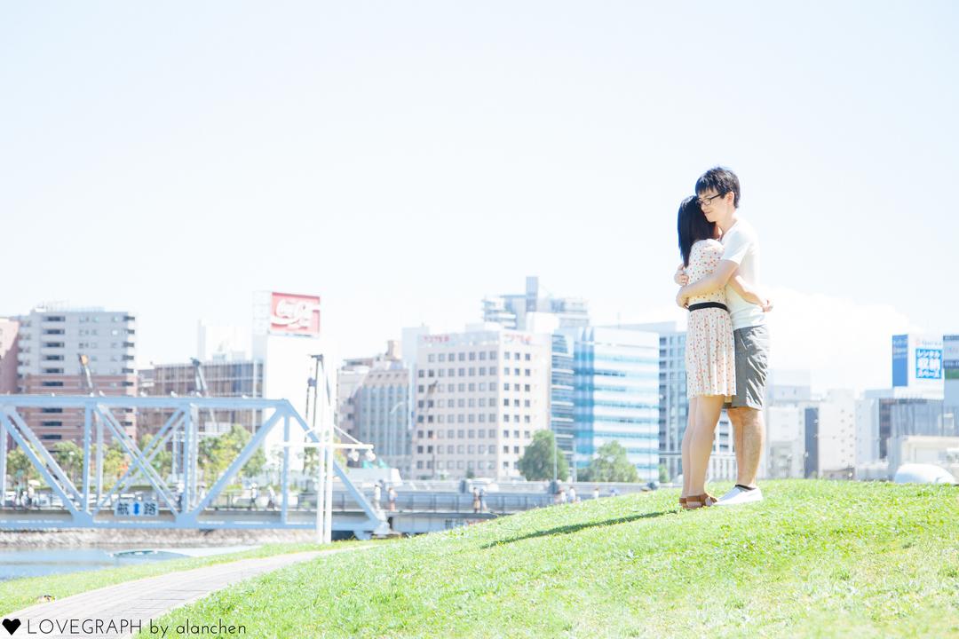 Megumi × Takaaki   カップルフォト