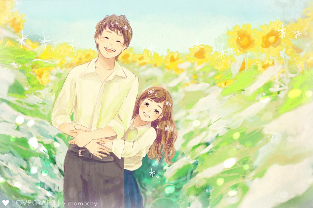 Ryoya × Nanako   カップルフォト