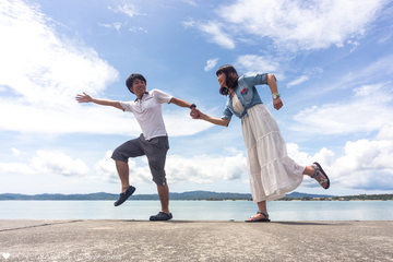 Yurika × Shoichi   カップルフォト