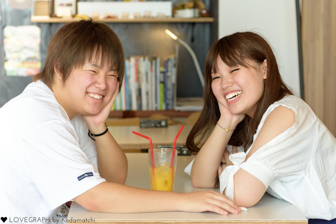 Saku × Maho | カップルフォト