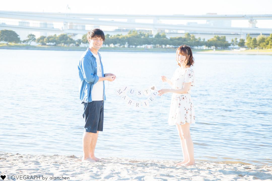 Asuka × Ryo | カップルフォト