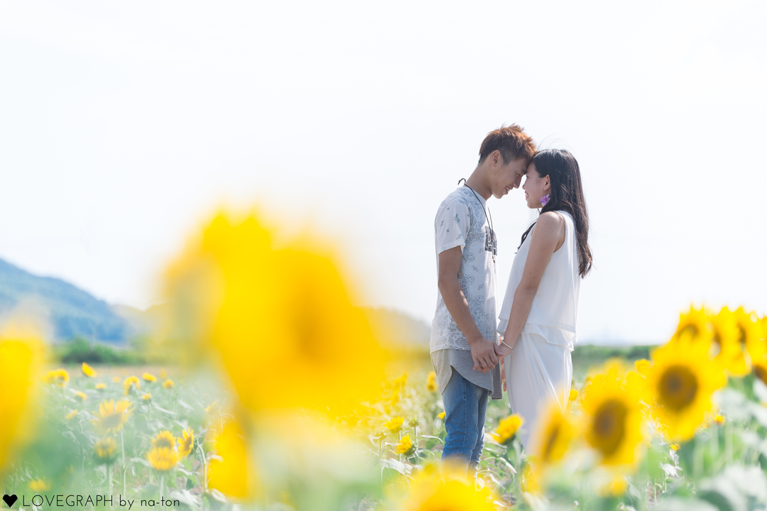 Yuuki × Haruna | カップルフォト