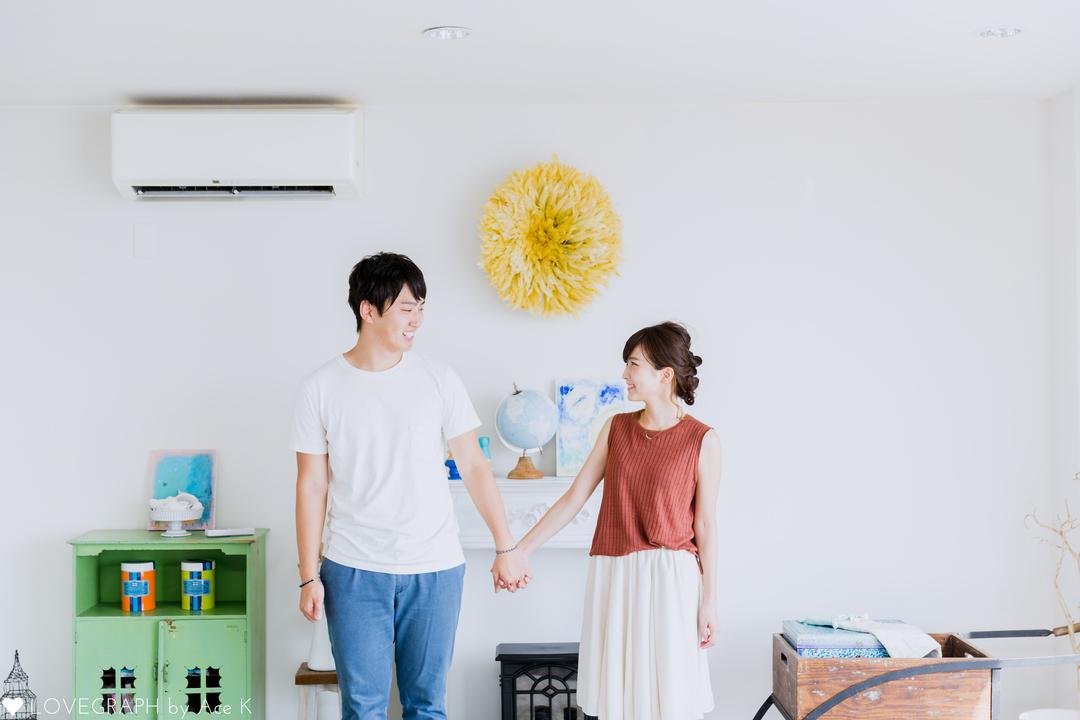 Ayumi × Takeyoshi | カップルフォト