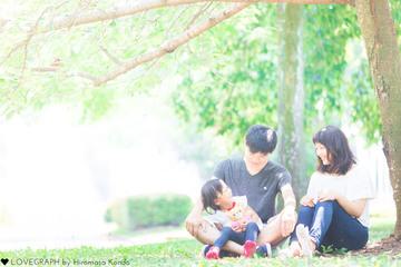 Miki × Kazuaki | 家族写真(ファミリーフォト)
