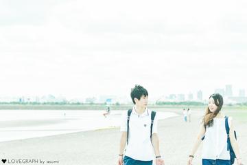 Momoko × Takumi | カップルフォト