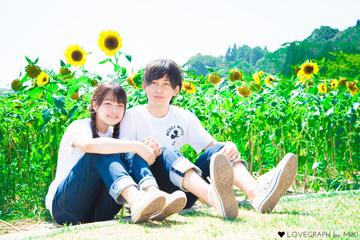 Minami × Shuto | カップルフォト