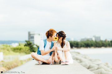Aika × Yume | カップルフォト