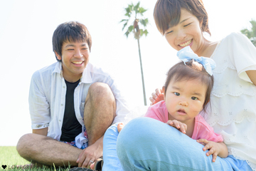 Kaori × Yasuki | 家族写真(ファミリーフォト)