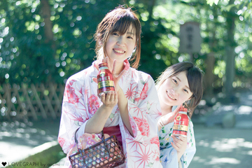 Michiru × Misaki | 家族写真(ファミリーフォト)