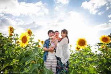 Sami × Yoshikazu | ファミリーフォト(家族・親子)