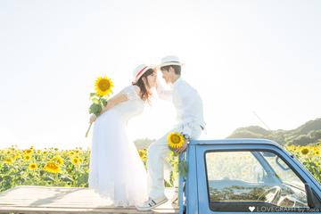 Hidetoshi × Riho | 夫婦フォト