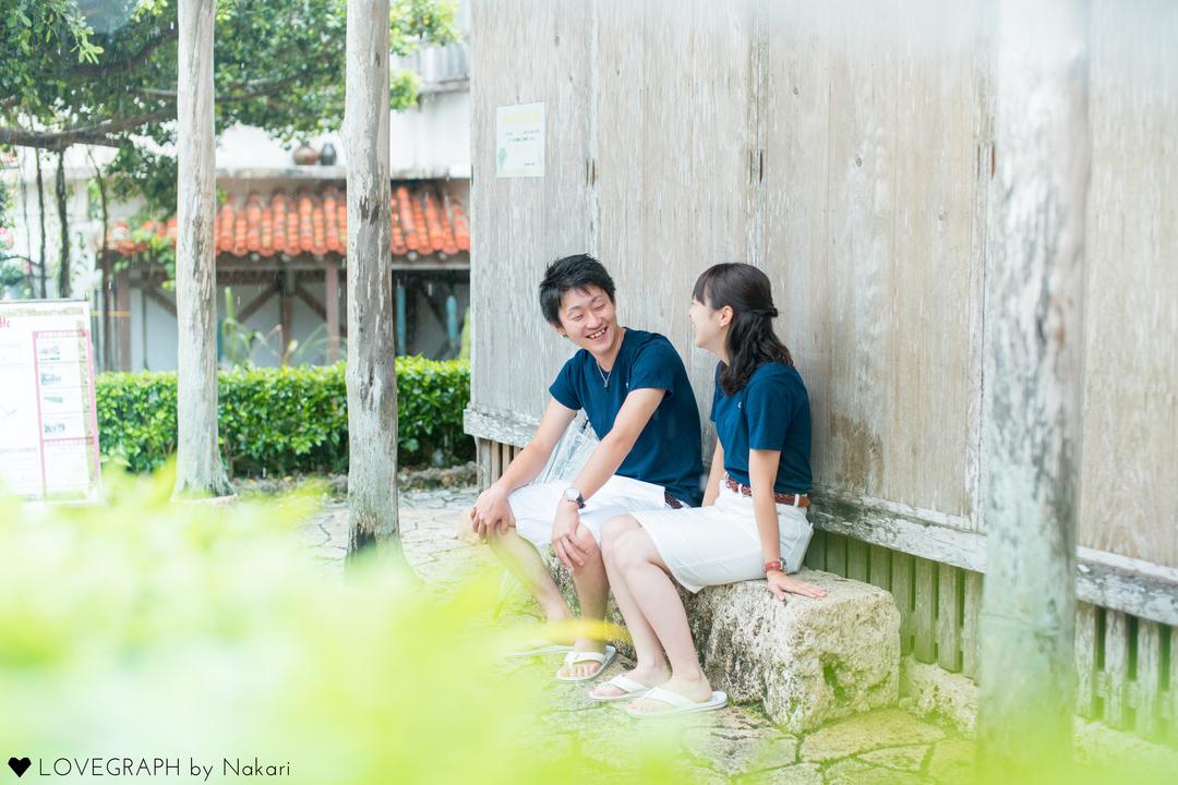Saori × Ryota   カップルフォト
