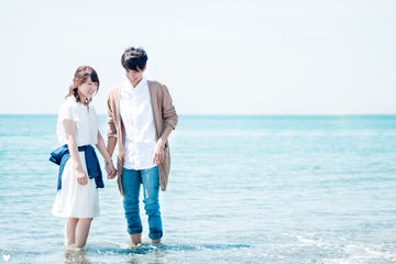 Shin × Izumi | カップルフォト