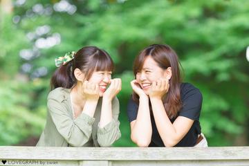 Natsumi × Kie | フレンドフォト(友達)