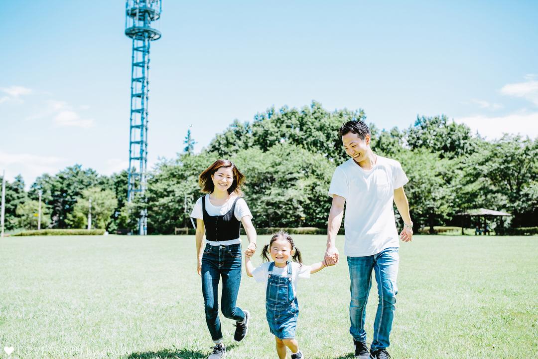 Airi × Toshiaki × Noa | 家族写真(ファミリーフォト)