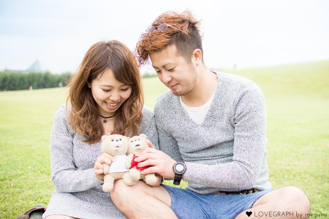 Shouko × Akihiro | カップルフォト