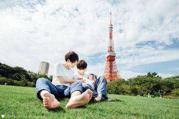 Sakura × Yujin | 家族写真(ファミリーフォト)