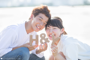 Yui × Hiroto | カップルフォト