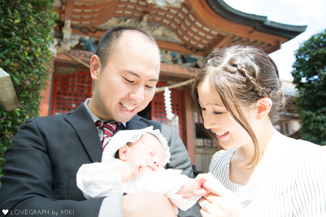 Yosiaki × Genjiro × Fumiko    ファミリーフォト(家族・親子)