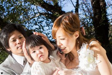 Manami × Ryo | 家族写真(ファミリーフォト)