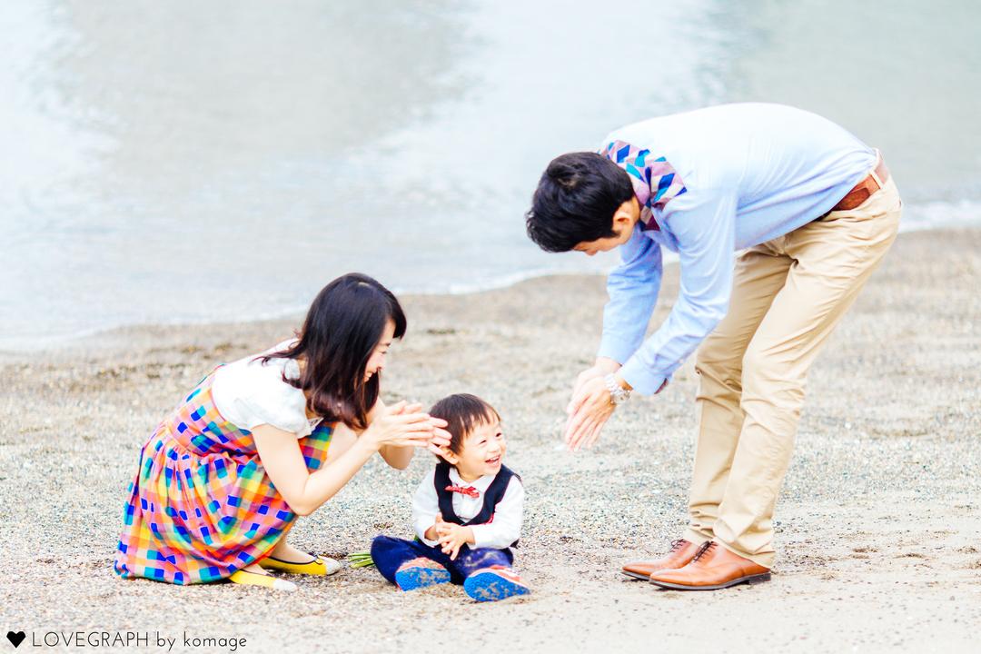Yuka × Yuki | 家族写真(ファミリーフォト)