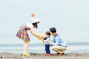 Yuka × Yuki | ファミリーフォト(家族・親子)