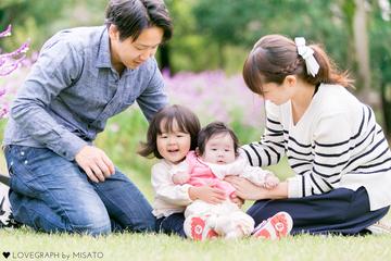 Ryutaro × Aki | ファミリーフォト(家族・親子)