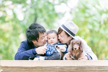 Yurie × Tomosuke | ファミリーフォト(家族・親子)