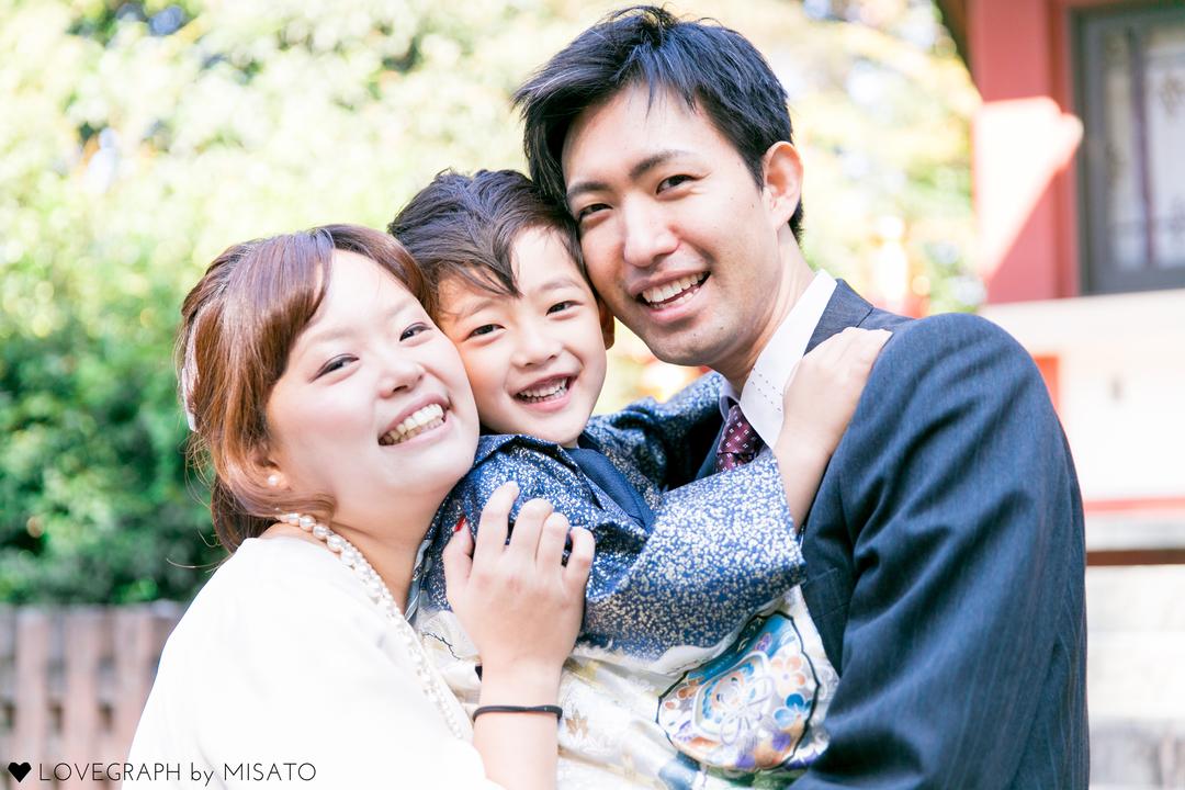 Tomotsugu × Yurika | 家族写真(ファミリーフォト)