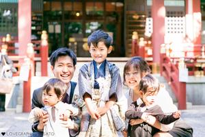 Tomotsugu × Yurika | ファミリーフォト(家族・親子)
