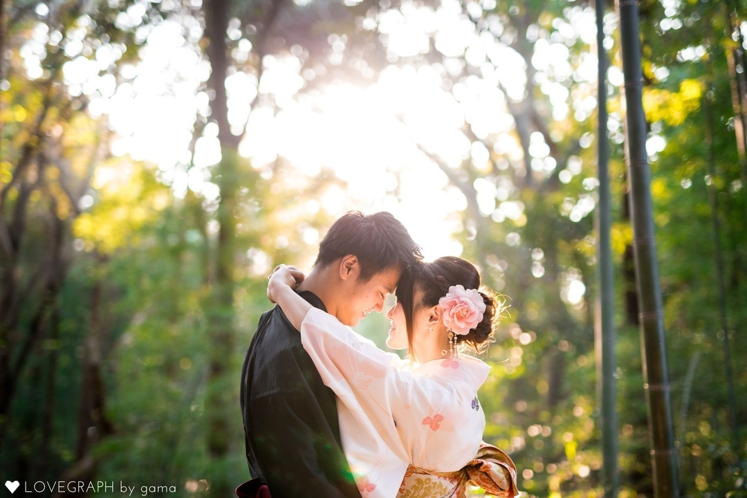 Hitomi × Kosuke | カップルフォト