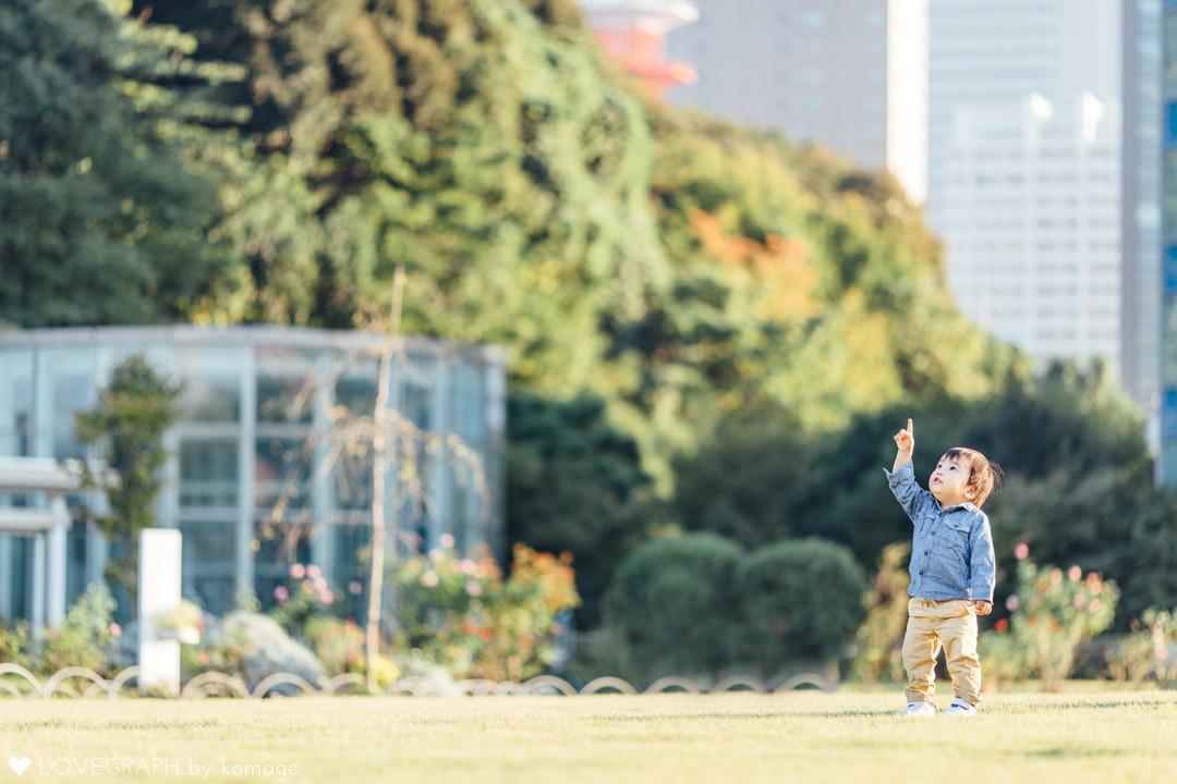 Yukiko × Junichiro | 家族写真(ファミリーフォト)