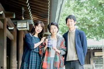 Izumi × Yuko | 家族写真(ファミリーフォト)
