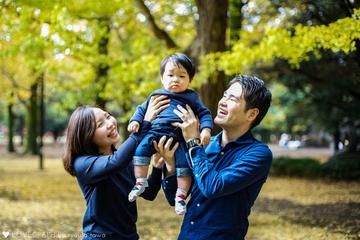 Shintaro × Misaki | 家族写真(ファミリーフォト)