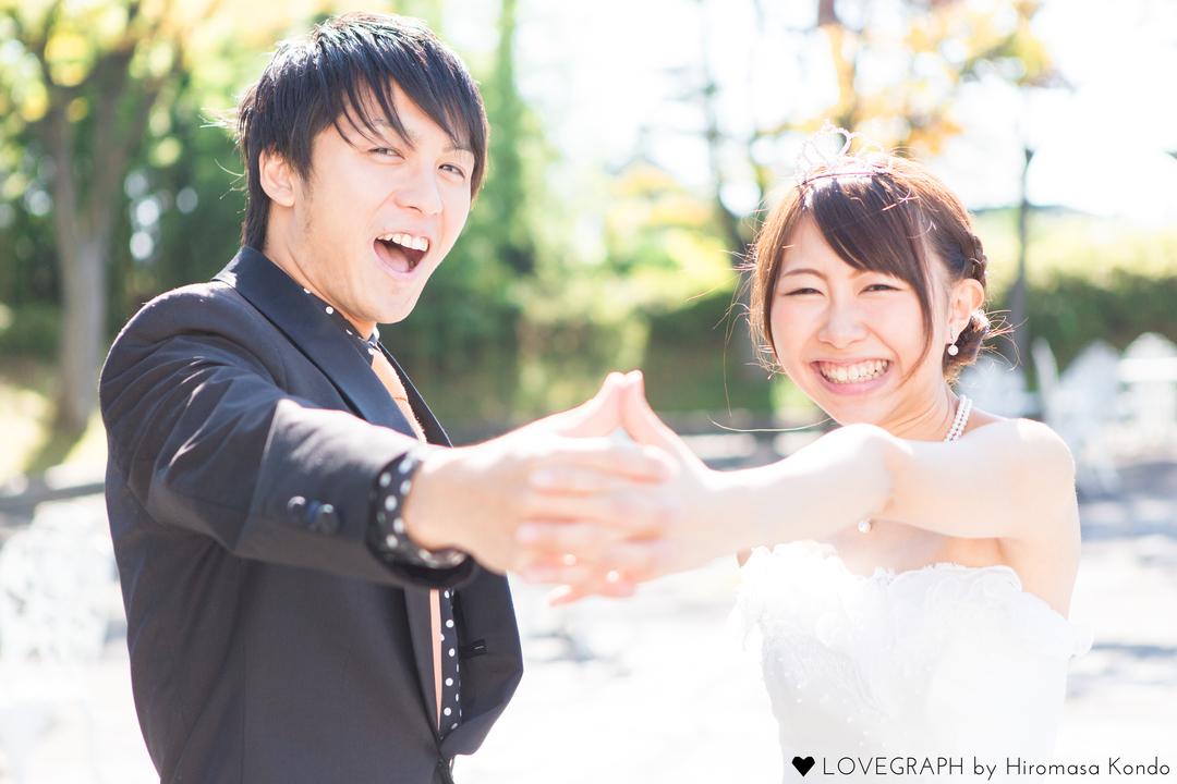 Hitomi × Takaaki | カップルフォト