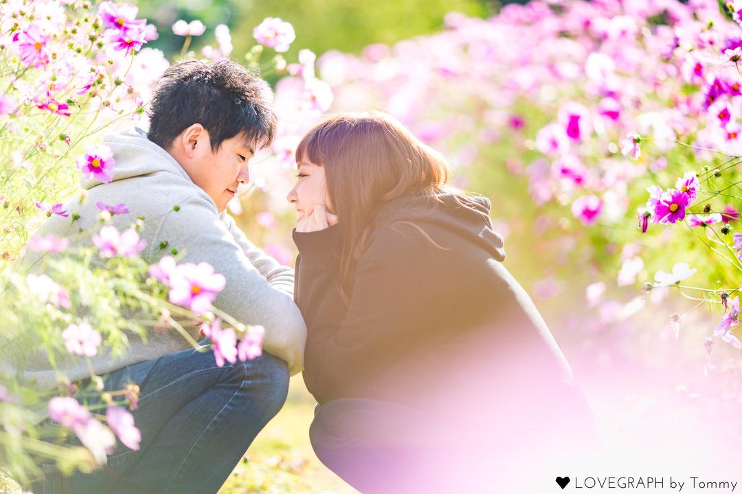 Akane × Yuuya | カップルフォト