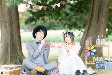 Miho × Tomoki
