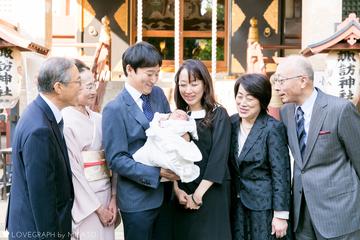 Takamasa × Naoko | 家族写真(ファミリーフォト)